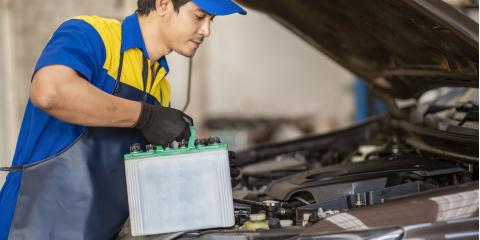 FAQ About Recycling Car Batteries, Whitewater, Ohio