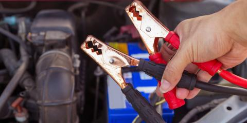 5 Do's & Don'ts of Jumping a Car Battery, Honolulu, Hawaii