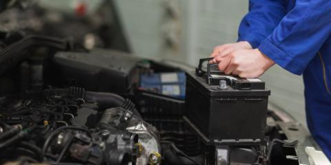 If You're Purchasing a Car Battery, Here's Vital Information to Know, West Chester, Ohio