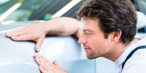 3 Ways That Dents Impact Your Car, Crossville, Tennessee