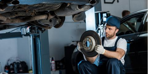 How Do Pads & Rotors Work in Car Brakes?, Jefferson, Ohio
