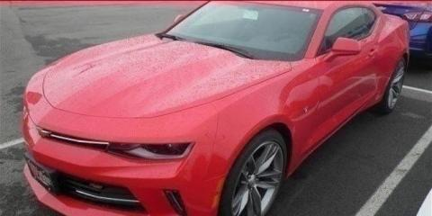 Interested in a Chevrolet® Camaro? Here's a Brief Look at the Vehicle's History, Springfield, Ohio