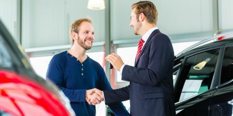 How Car Dealerships Determine Trade-In Value, Alliance, Ohio