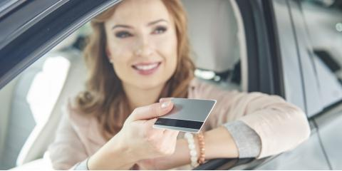 5 Reasons to Apply for a Credit Card From Kentucky's Best Car Dealership, Florence, Kentucky