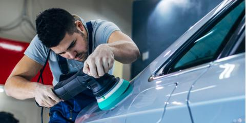 Car Detailing Experts Explain the Ins & Outs of Waxing Your Vehicle, Frankfort, Michigan