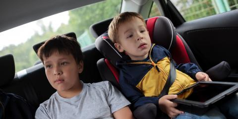 Are You Safeguarding Your Child From Potential Car Injury?, Goshen, New York
