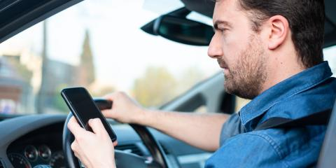 5 Tips to Avoid Cell Phone Use While Driving, Cookeville, Tennessee