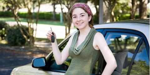 Finding the Right Car Insurance for Your Teenage Driver, Charles Town, West Virginia