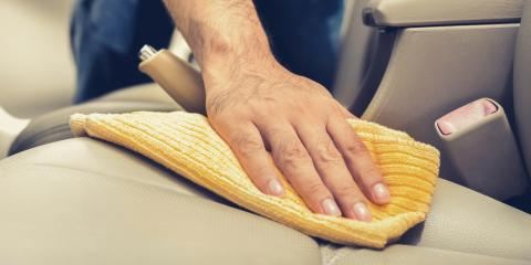 How to Clean Your Car's Interior, Columbia, Missouri