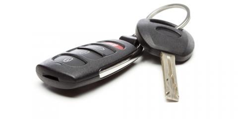 Auto Lock Experts Discuss Different Types of Car Keys, Winston-Salem, North Carolina
