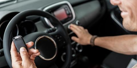 4 Common Causes of Car Key Failure, Winston-Salem, North Carolina