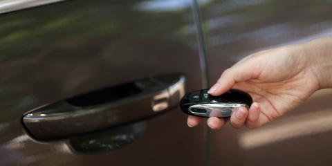 How Keyless Entry Cars Can Be Broken Into, Richmond Hill, Georgia