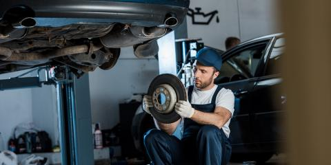 Answers to Common Questions About Brake Systems, Lindstrom, Minnesota