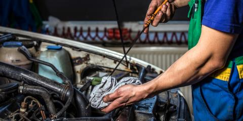 FAQ About Oil Changes, Lindstrom, Minnesota