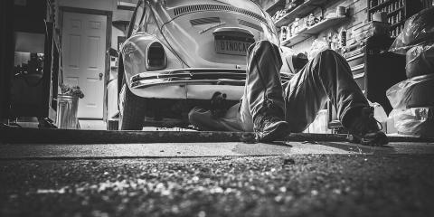 Professional Car Mechanics Explain Why Synthetic Oil is Better for Your Car, Anchorage, Alaska