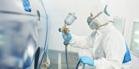 5 Reasons You Should Leave Your Car Paint Job to Canton's Auto Body Experts  , Canton, Georgia