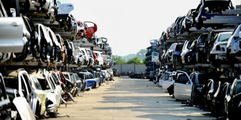 5 Common Recycled Car Parts, San Marcos, Texas