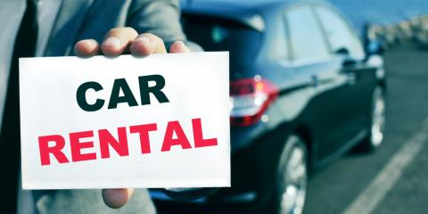 Car Rental Company Shares How to Choose Your Vehicle, York, Nebraska