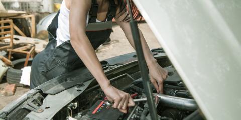 3 Reasons to Heed Strange Vehicle Noises, Anderson, Ohio