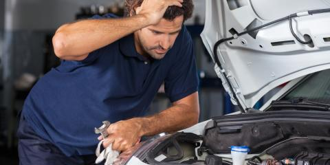 5 Car Repairs You Shouldn't Do By Yourself, Branford Center, Connecticut