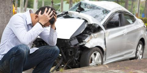 What To Do After A Car Accident, East Rochester, New York