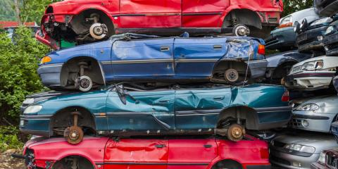 What Car Salvage Means & Why It's Important, High Point, North Carolina