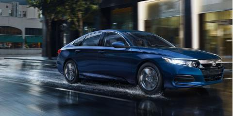 What to Know About the 2018 Honda® Accord, Dothan, Alabama