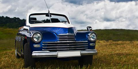 3 Tips for Caring for a Classic Car, High Point, North Carolina