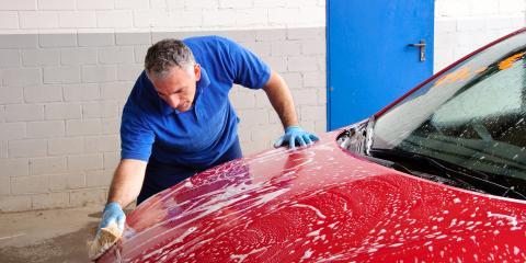 Are You Washing Your Car Incorrectly?, Fairbanks, Alaska