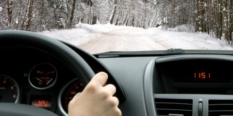 Tips for Driving in the Snow, Columbia, Missouri
