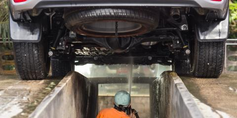 3 Big Benefits of Adding Cleaning the Undercarriage During a Car Wash, Goshen, New York