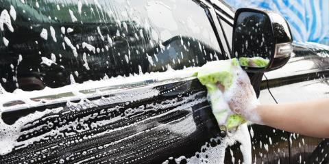 Car Wash Experts Discuss 7 Causes of Paint Damage, Evergreen, Montana