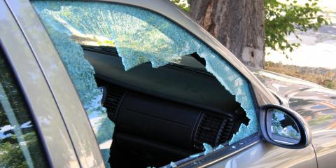 What to Do If Someone Breaks Your Car Windows, Anchorage, Alaska