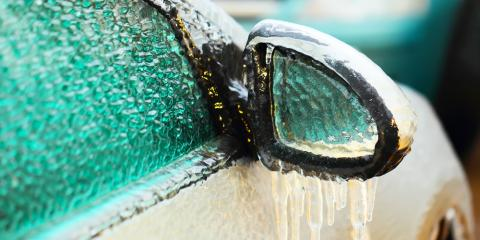 4 Reasons to Get Car Window Replacement & Repairs During Winter, Cincinnati, Ohio