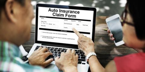 3 Tips for Filing a Car Insurance Claim, Elyria, Ohio