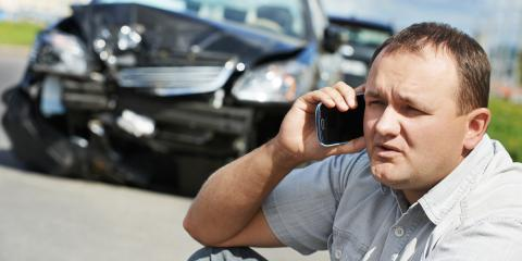 What to Do If You've Been in a Car Accident, Solon, Ohio