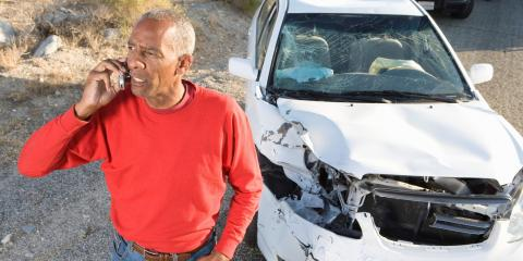 5 Steps to Take After a Car Accident, Overland Park, Kansas