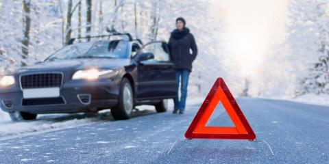 5 Ways to Stay Safe When Waiting for Roadside Assistance, DeForest, Wisconsin