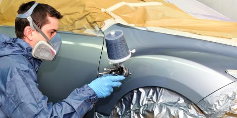 5 Reasons to Leave Car Body Painting to the Pros, Norwalk, Connecticut