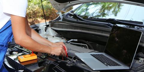 Let Honolulu's Auto Repair & Computer Diagnostics Experts Troubleshoot Your Car, Honolulu, Hawaii