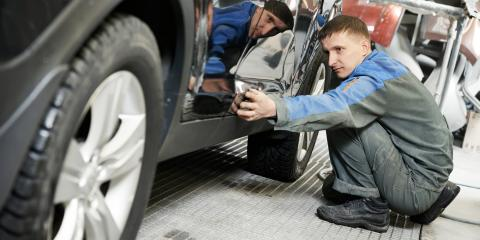4 Reasons You Might Need Car Dent Repair, Norwalk, Connecticut
