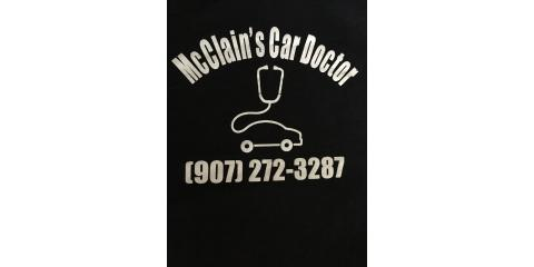 McClain's Car Doctor, Auto Repair, Services, Anchorage, Alaska