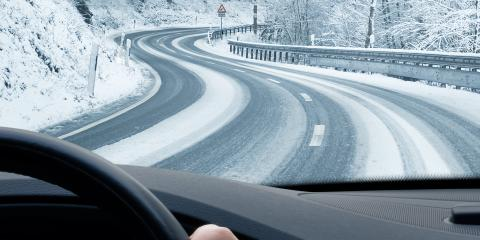 Winter Driving Safety Tips, Lovington, New Mexico