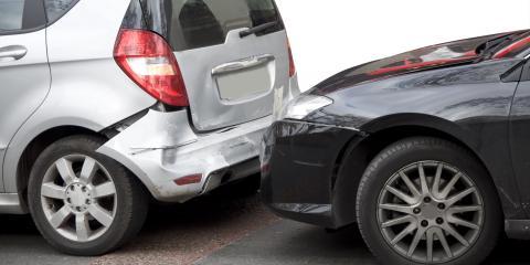 The 4 Most Common Types of Car Crash Damage, Statesboro, Georgia