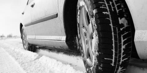 3 Benefits of Purchasing Winter Tires, Burlington, Kentucky
