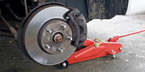 3 Ways Winter Weather Affects Car Brakes, Wentzville, Missouri