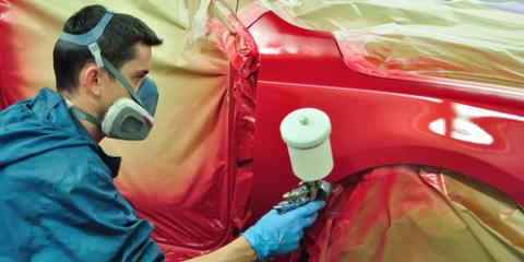 How Pros Add New Car Paint to a Vehicle, Jefferson, Georgia