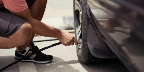 Car Parts Experts on the Ideal Tire Pressure, Kahului, Hawaii