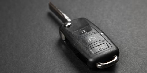 What to do When You Lose Your Car Keys , Winston-Salem, North Carolina