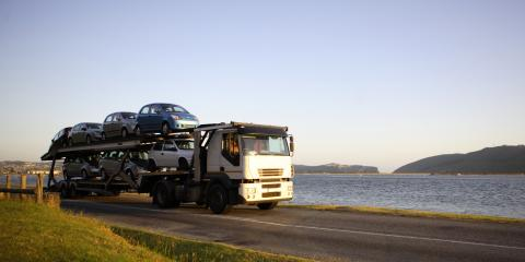 3 Reasons to Use a Car Shipping Service Instead of Driving, Anchorage, Alaska